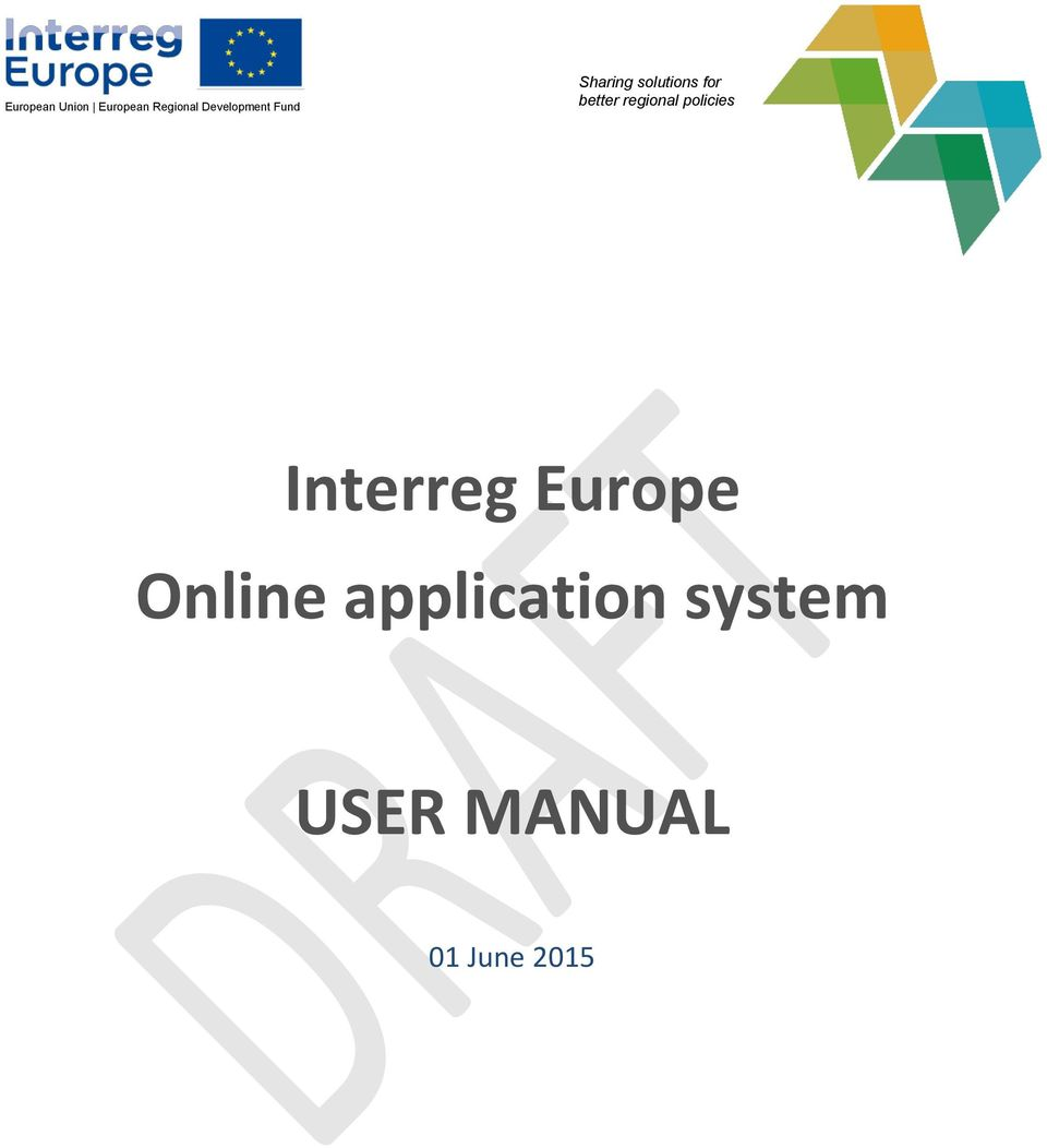 better regional policies Interreg Europe