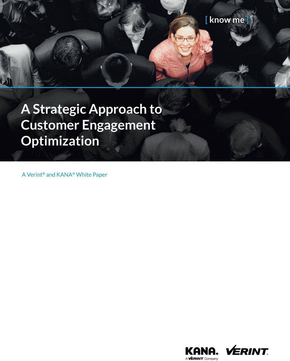 Engagement Optimization
