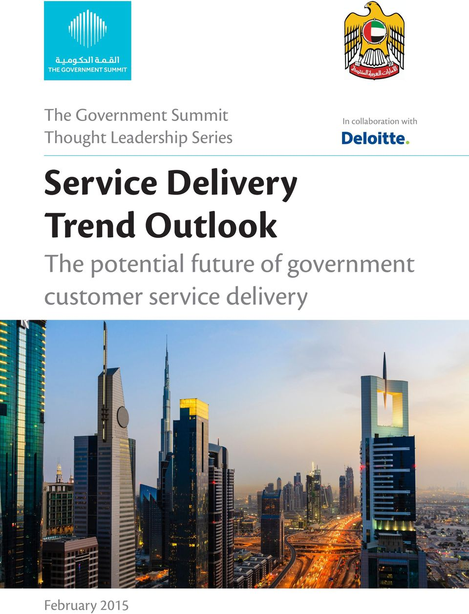 Delivery Trend Outlook The potential future