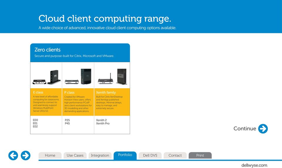 Designed to connect to and seamlessly support Windows MultiPoint Server 2011/12.