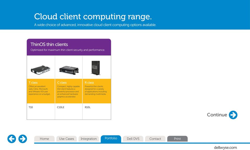 T class Offers an excellent web, Citrix, Microsoft, and VMware VDI user experience on a budget.