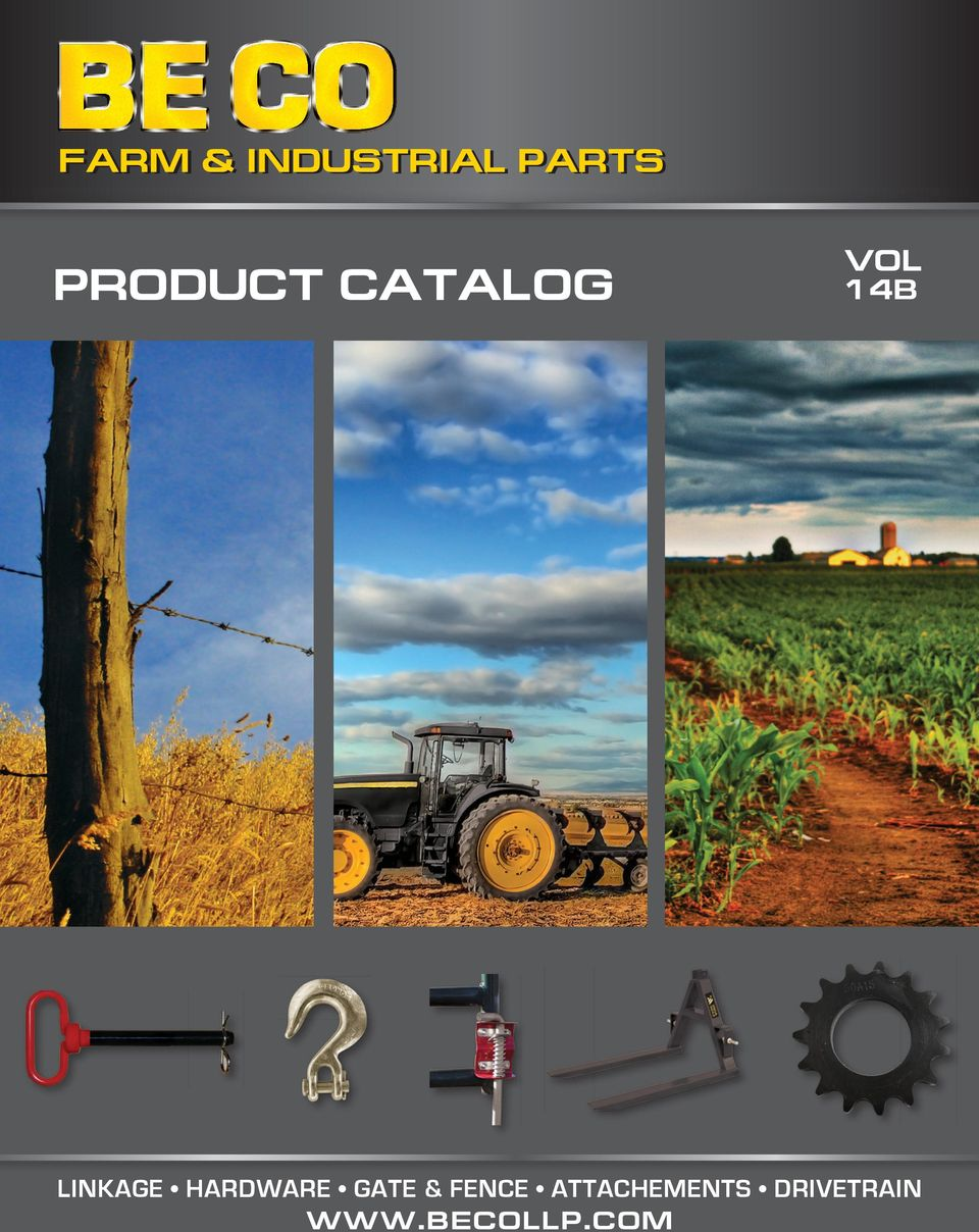 Farm Industrial Parts Vol Product Catalog 14b Linkage Hardware Wiring Harness Alligator Fence Transcription