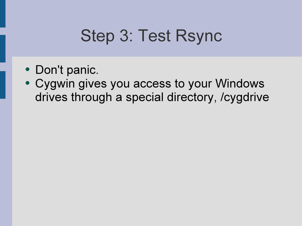 Cygwin gives you access to