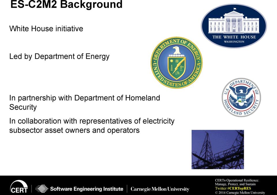 of Homeland Security In collaboration with