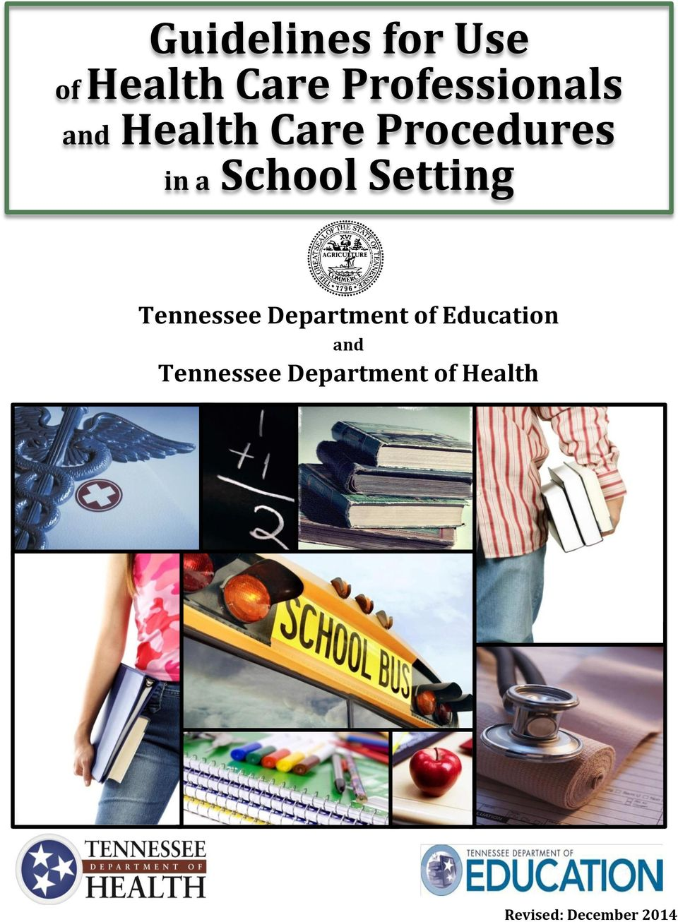 School Setting Tennessee Department of