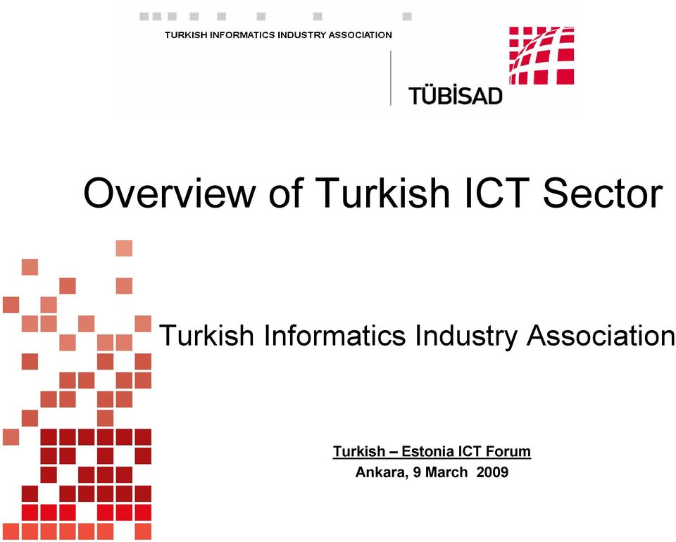 Industry Association Turkish