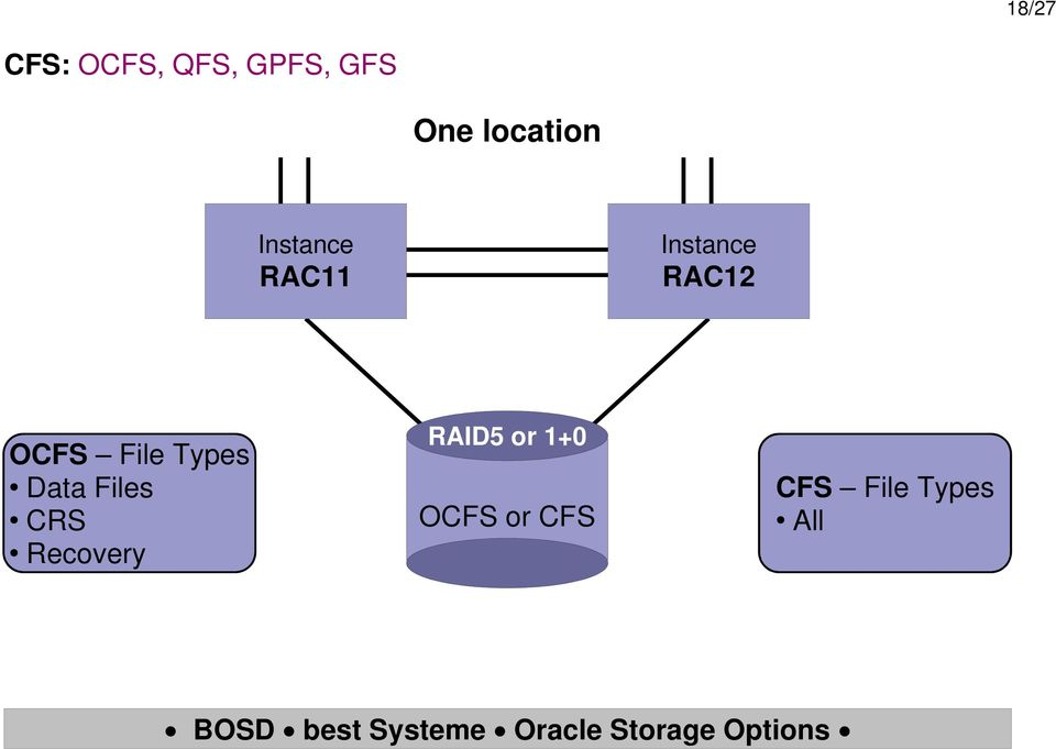 OCFS File Types Data Files CRS Recovery