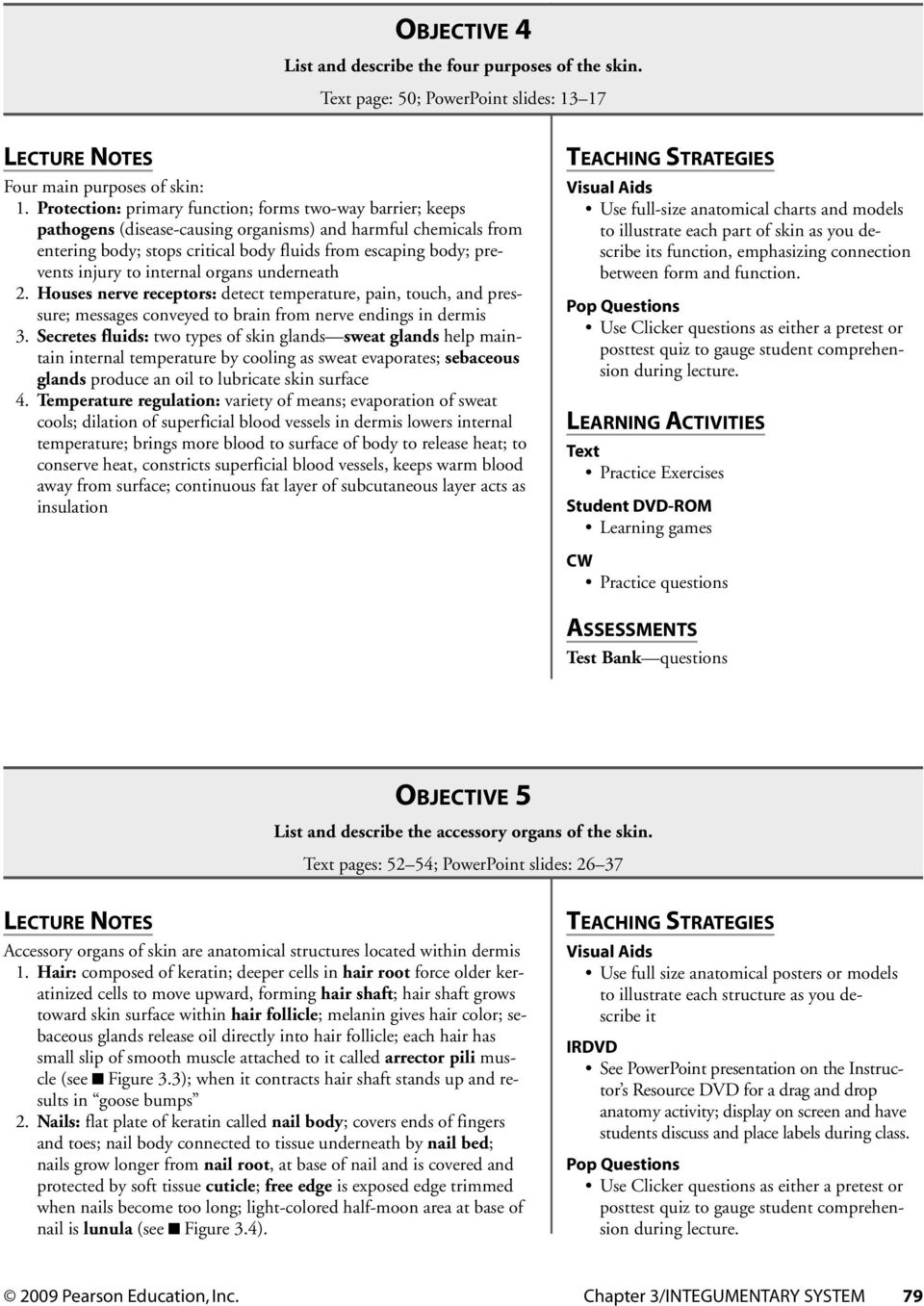 Tolle Pearson Test Bank Questions Anatomy And Physiology Fotos ...