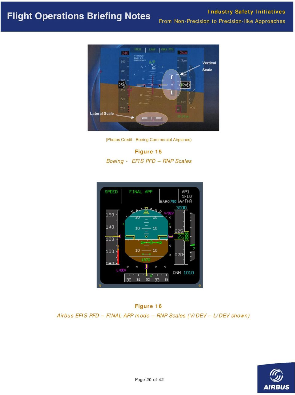 Scales Figure 16 Airbus EFIS PFD FINAL APP