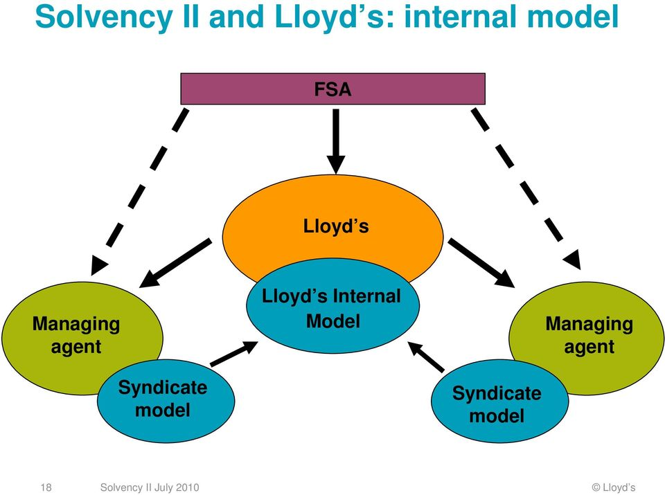 Lloyd s Internal Model Managing