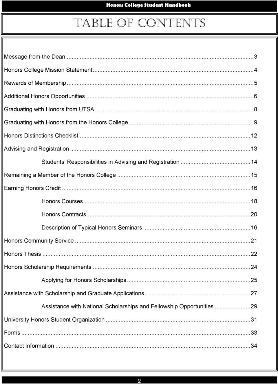 university of idaho thesis handbook Ta/ra institute ta handbook pdf forms forms page research resources  research page fellowship atlas thesis and dissertation resources.