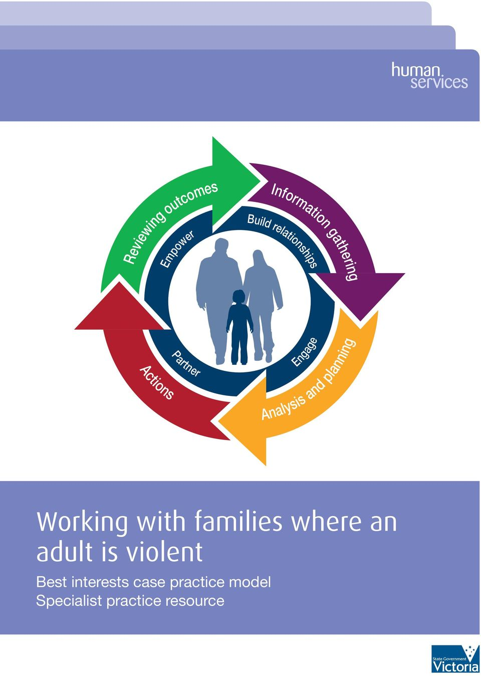 planning Working with families where an adult is violent