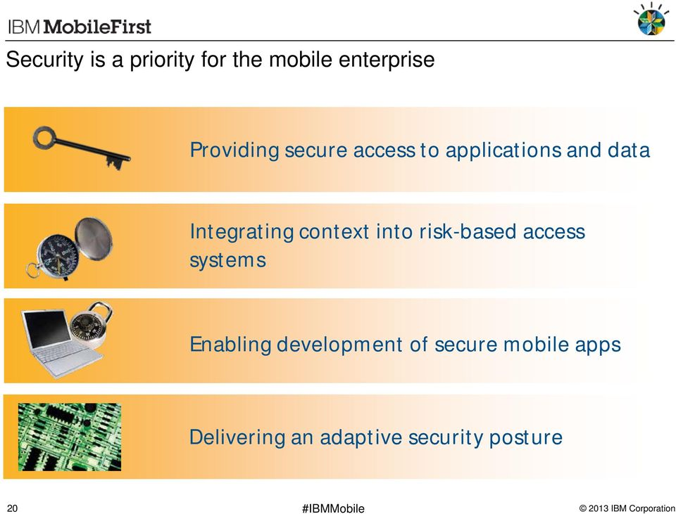 into risk-based access systems Enabling development of secure
