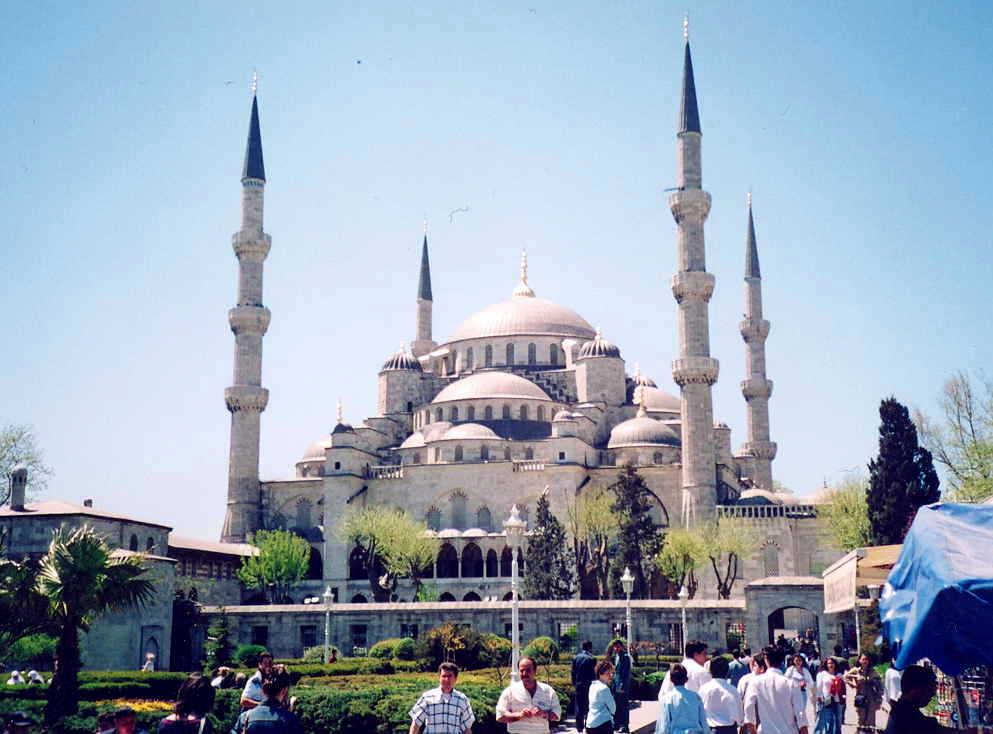 Mosque in