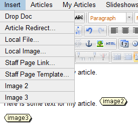 By selecting the Alternative image box you will be able to select an image. for mouse over: Browse to find an image.