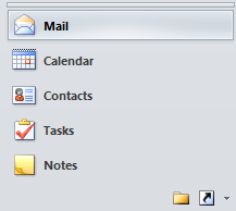 (Best Practice tip: Type address after finishing message) Reading a message 1. From Mail view, click the Inbox folder. 2.