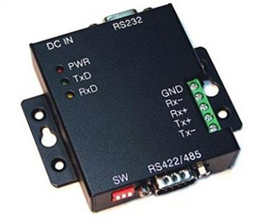 RS-232 to RS-422/485 Converters User Guide