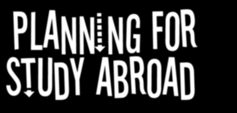 Planning for study abroad A guide