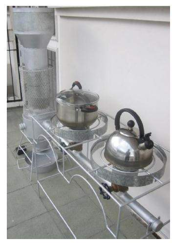 GP Gasifier Stove