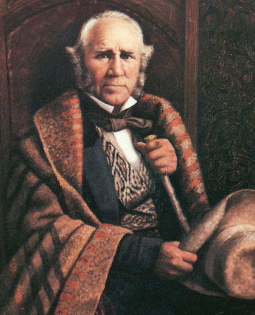 Texas president Sam Houston wanted to be annexed so bad by the U.S. that he threatened to ally with Britain.