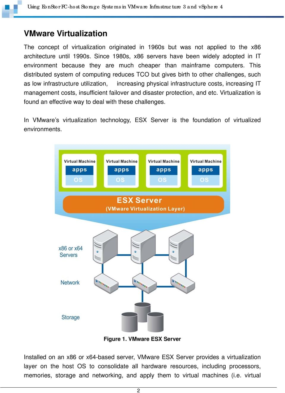This distributed system of computing reduces TCO but gives birth to other challenges, such as low infrastructure utilization, increasing physical infrastructure costs, increasing IT management costs,