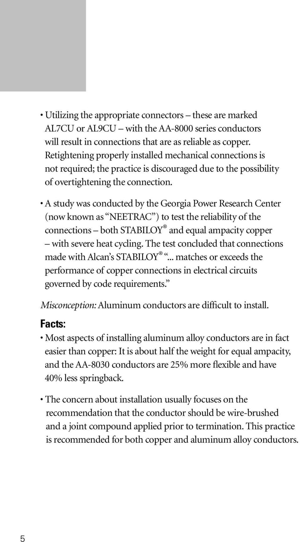 Alcan cable wireman s guide pdf a study was conducted by the georgia power research center now known as neetrac keyboard keysfo Images