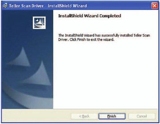 10. The scanner s install application starts. Click Next to continue the installation. 11. Click Install. 12.