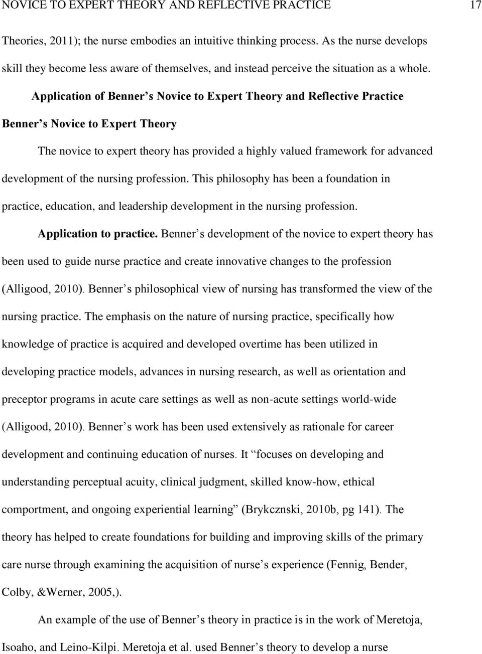 application of developmental theories to education If one link is weak or missing, better student learning cannot be expected if a  teacher fails to apply new ideas from professional development to.