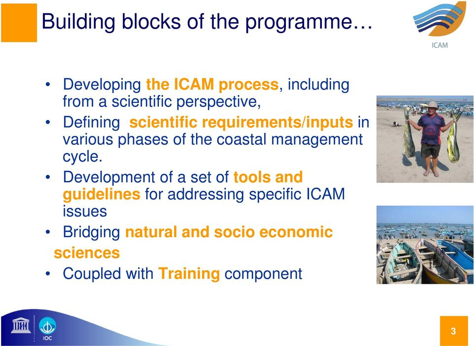 coastal management cycle.