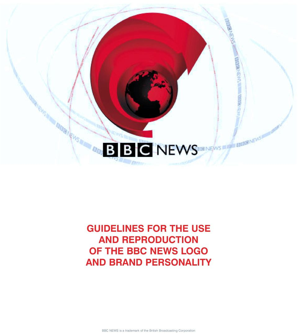 AND BRAND PERSONALITY BBC NEWS is a