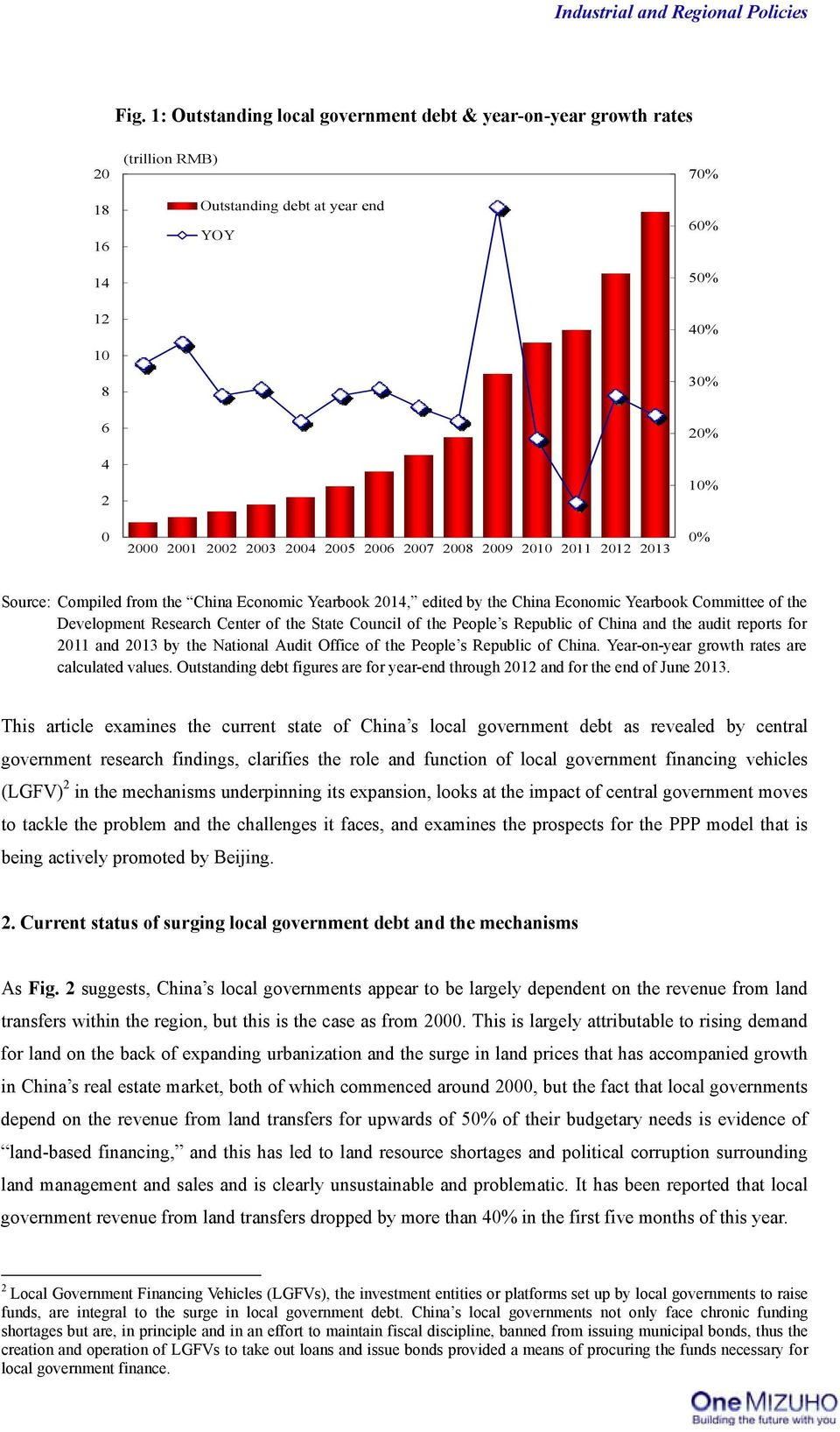 China and the audit reports for 211 and 213 by the National Audit Office of the People s Republic of China. Year-on-year growth rates are calculated values.