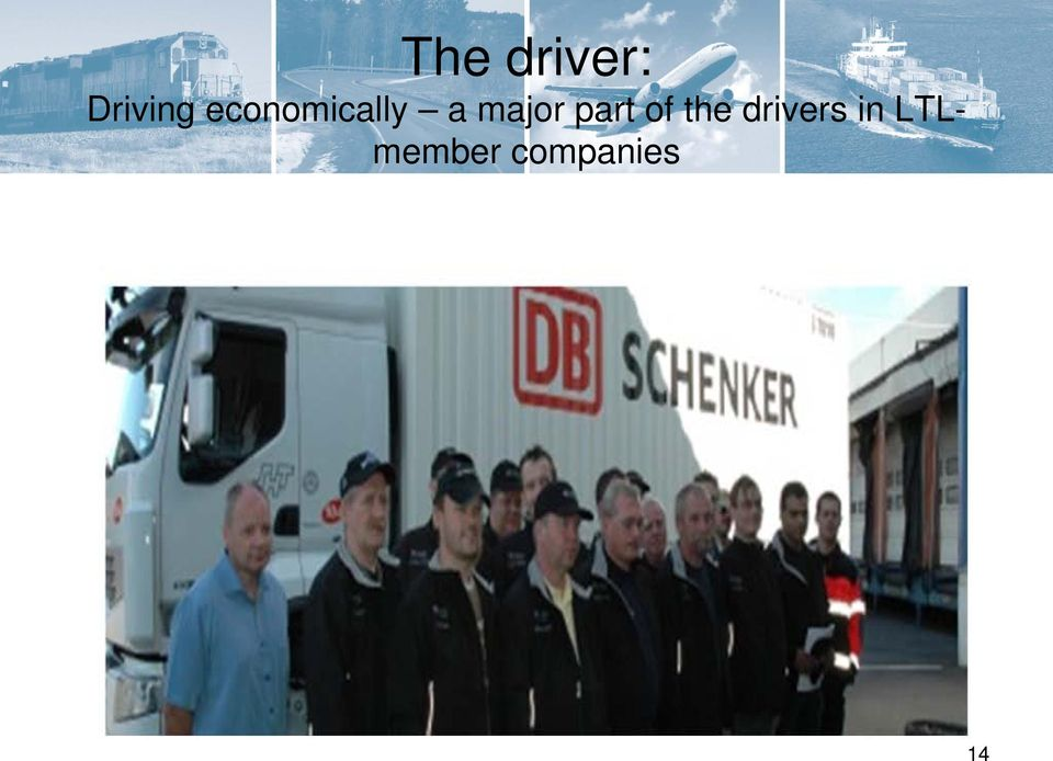 part of the drivers