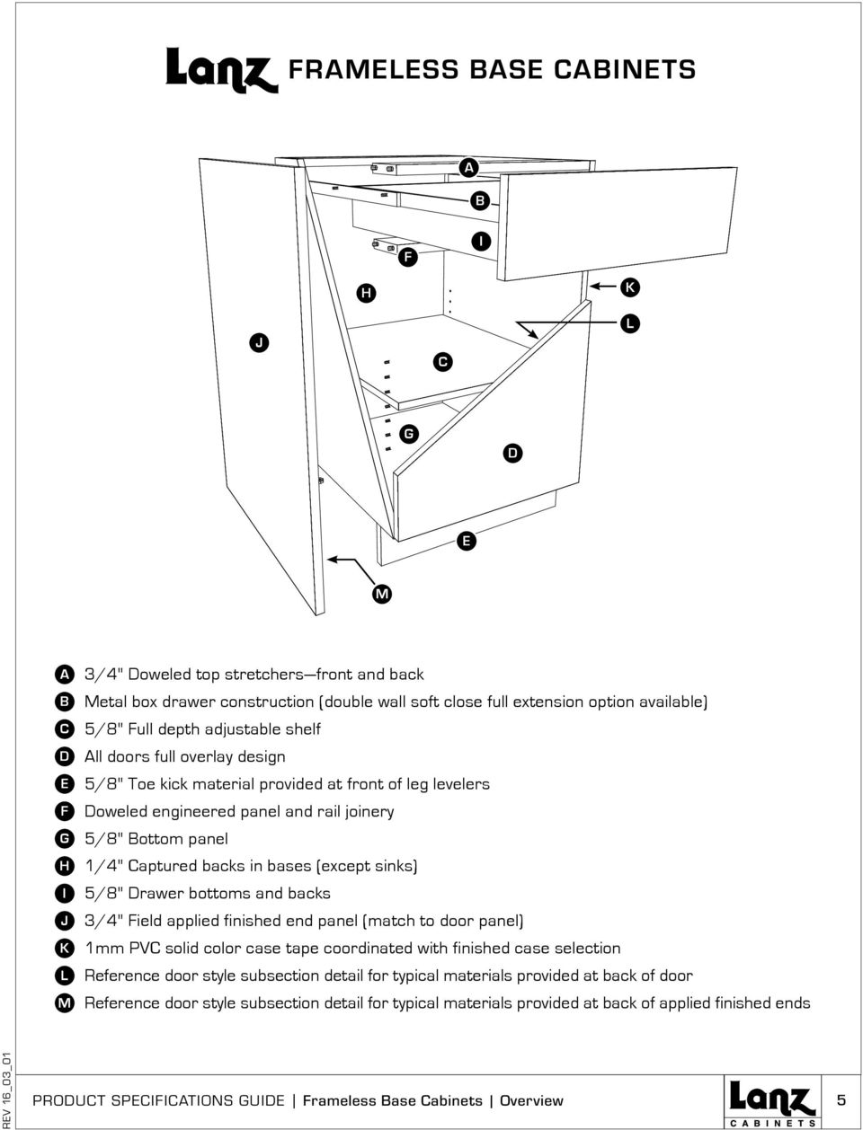 Door Selection Guide : Rev frameless product specifications guide pdf