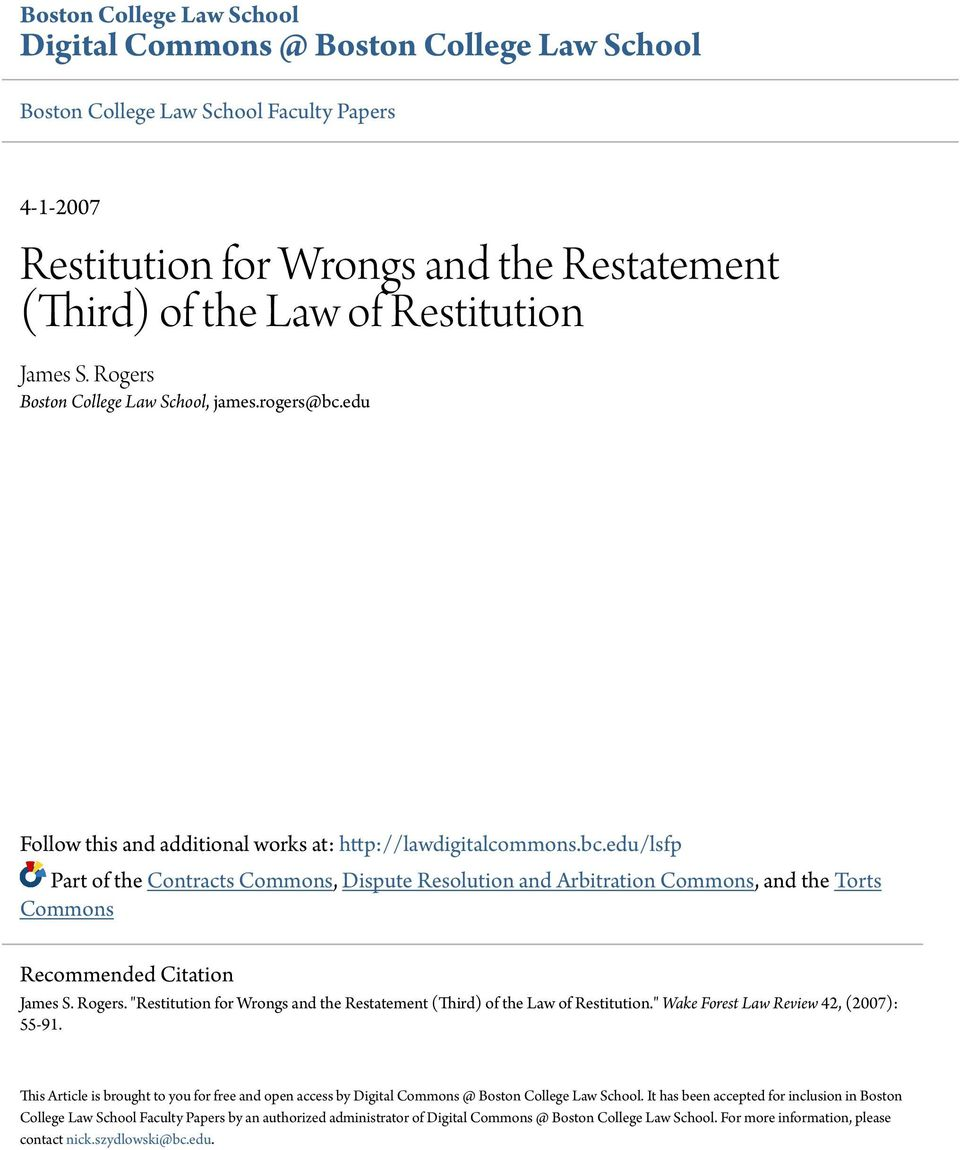 restatement of the law of contracts Positive law nor likely to be accepted as such a discussion ensued in which criticism of the form in which the restatement was cast was general.