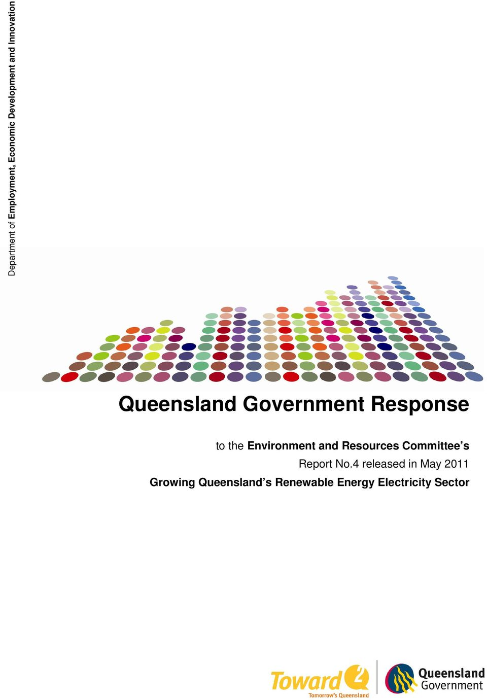 Environment and Resources Committee s Report No.
