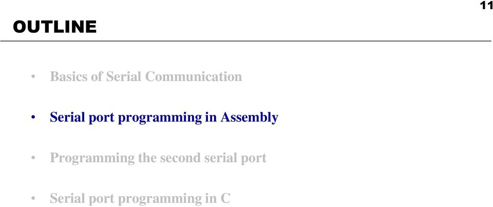 programming in Assembly Programming