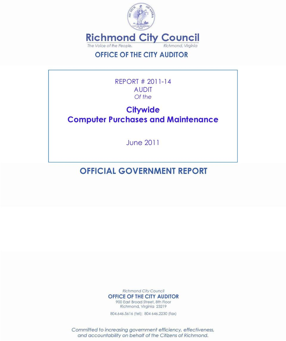 computer support and maintenance pdf