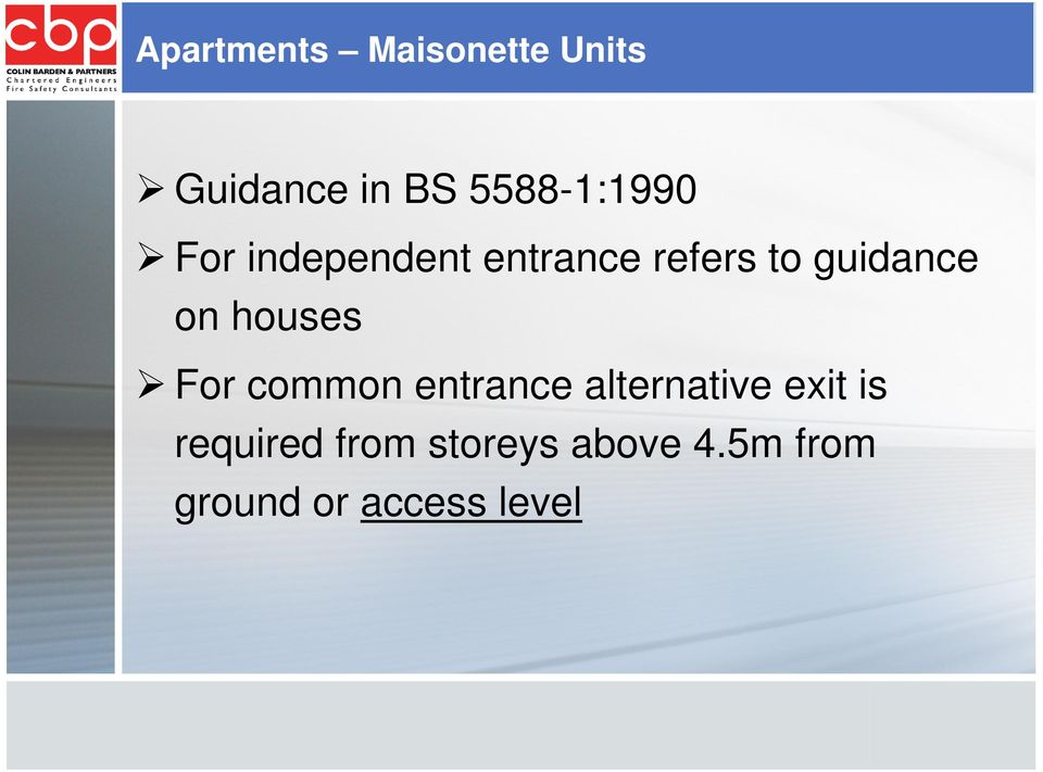 guidance on houses For common entrance alternative
