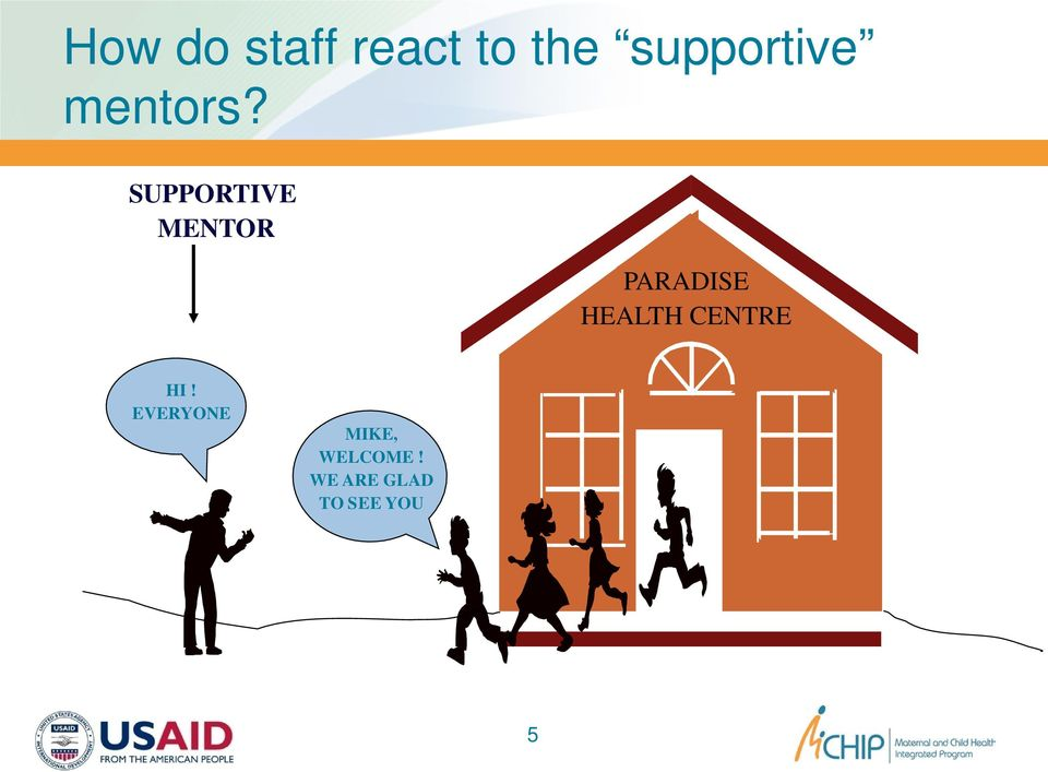 SUPPORTIVE MENTOR PARADISE HEALTH
