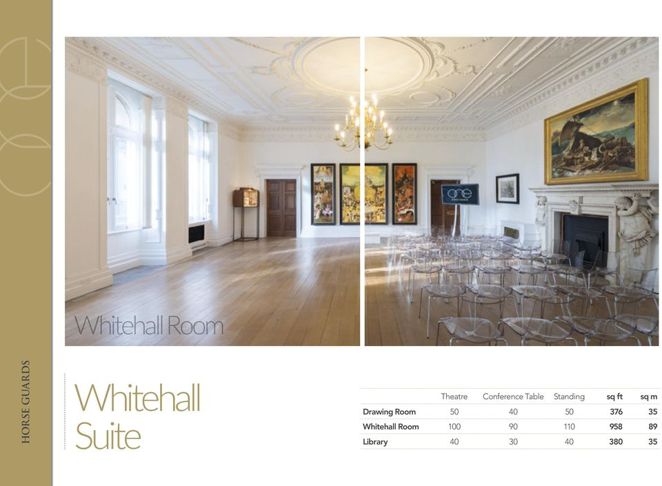 Drawing Room 50 40 50 376 35 Whitehall
