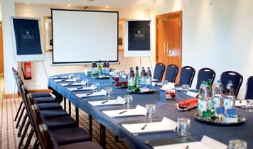 Meeting Rooms The Terrace Room The Terrace Room is located in the South-West corner of Savill Court Hotel & Spa, and offers direct access to our terraced area.