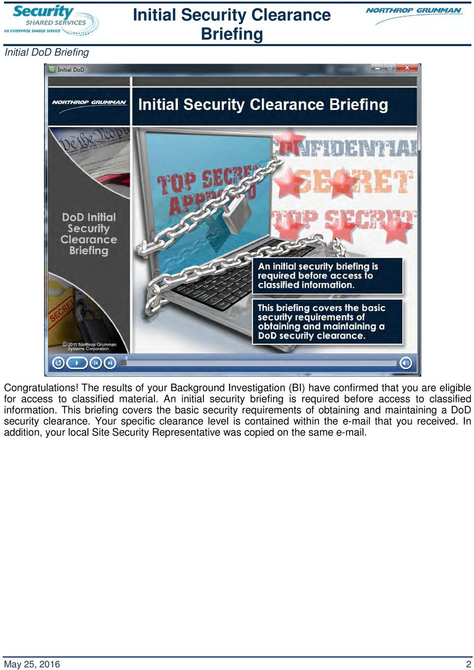 how to get dod security clearance