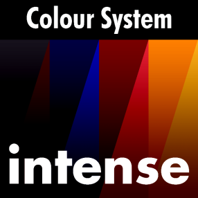 Ceresit Intense Colour System Emerald Five shades directly