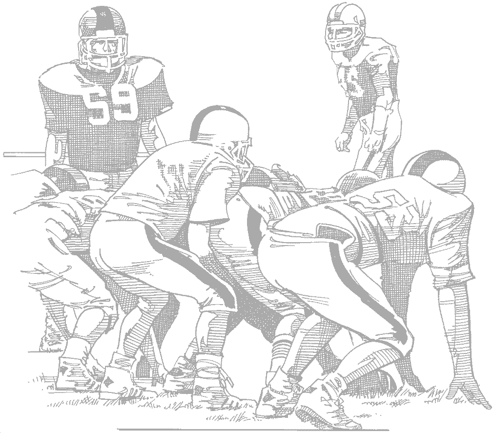 THE RUNNING GAME -PRIOR TO SNAP THE SCRIMMAGE 7.1.3.