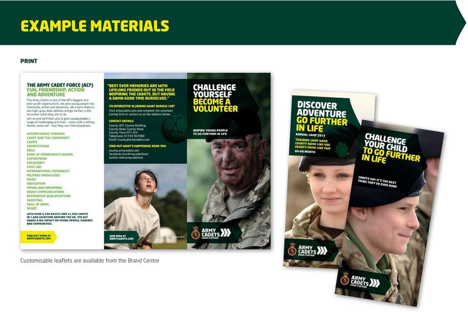 leaflets are