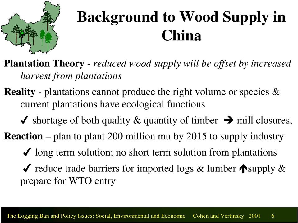 closures, Reaction plan to plant 200 million mu by 2015 to supply industry long term solution; no short term solution from plantations reduce trade