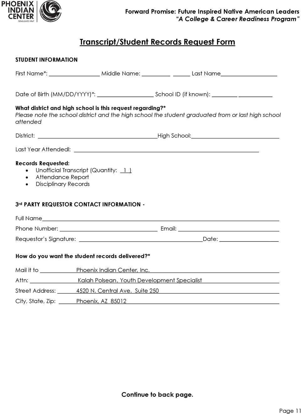 Central Texas College Transcript Request Form Navy College Pace ...