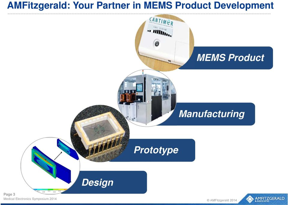 Development MEMS Product