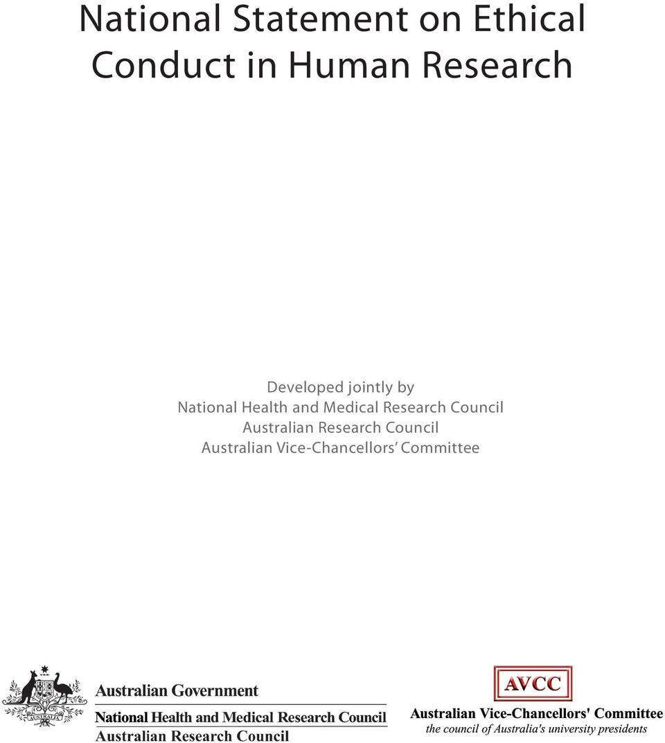 and Medical Research Council Australian