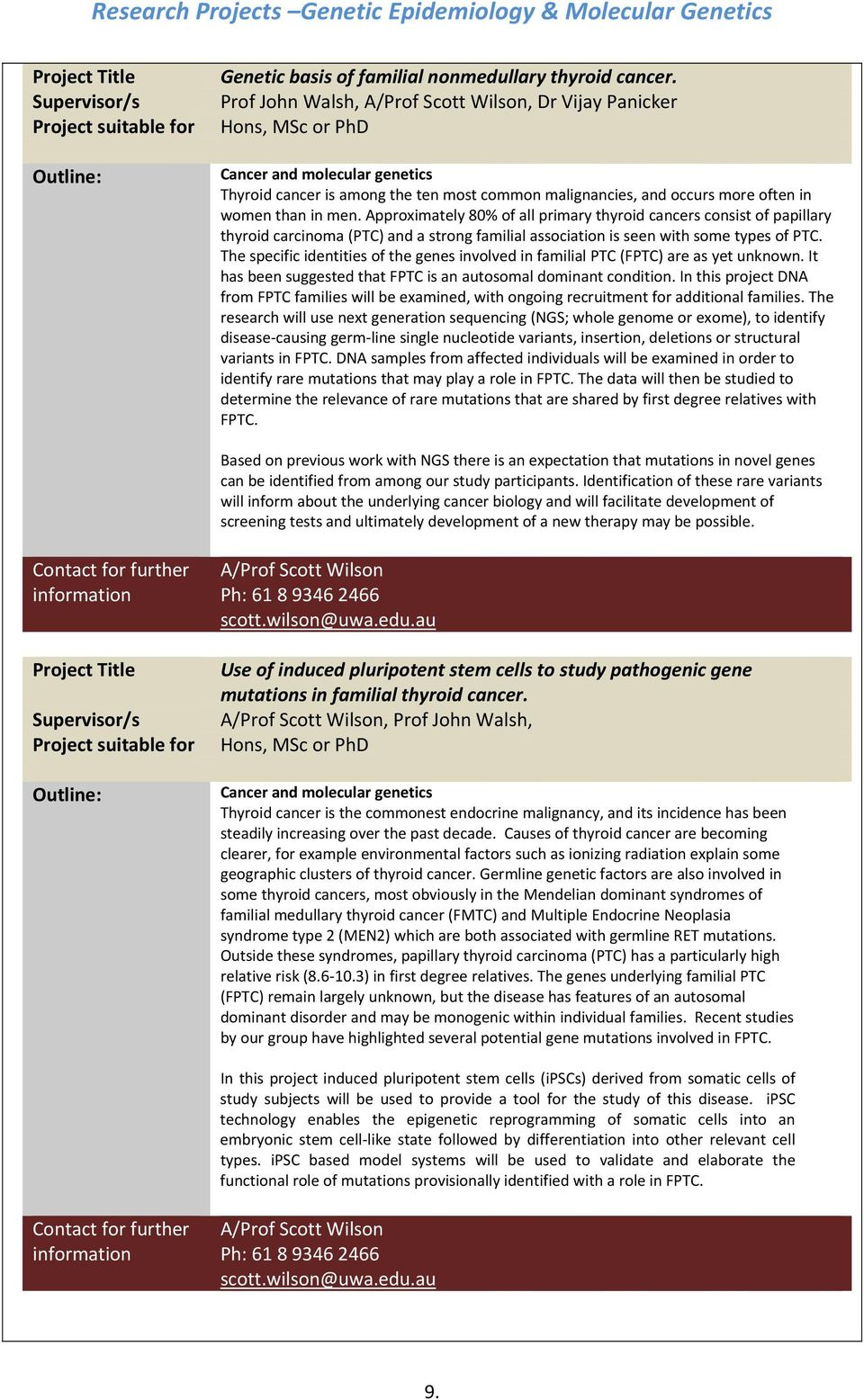 embryonic stem cell research paper outline